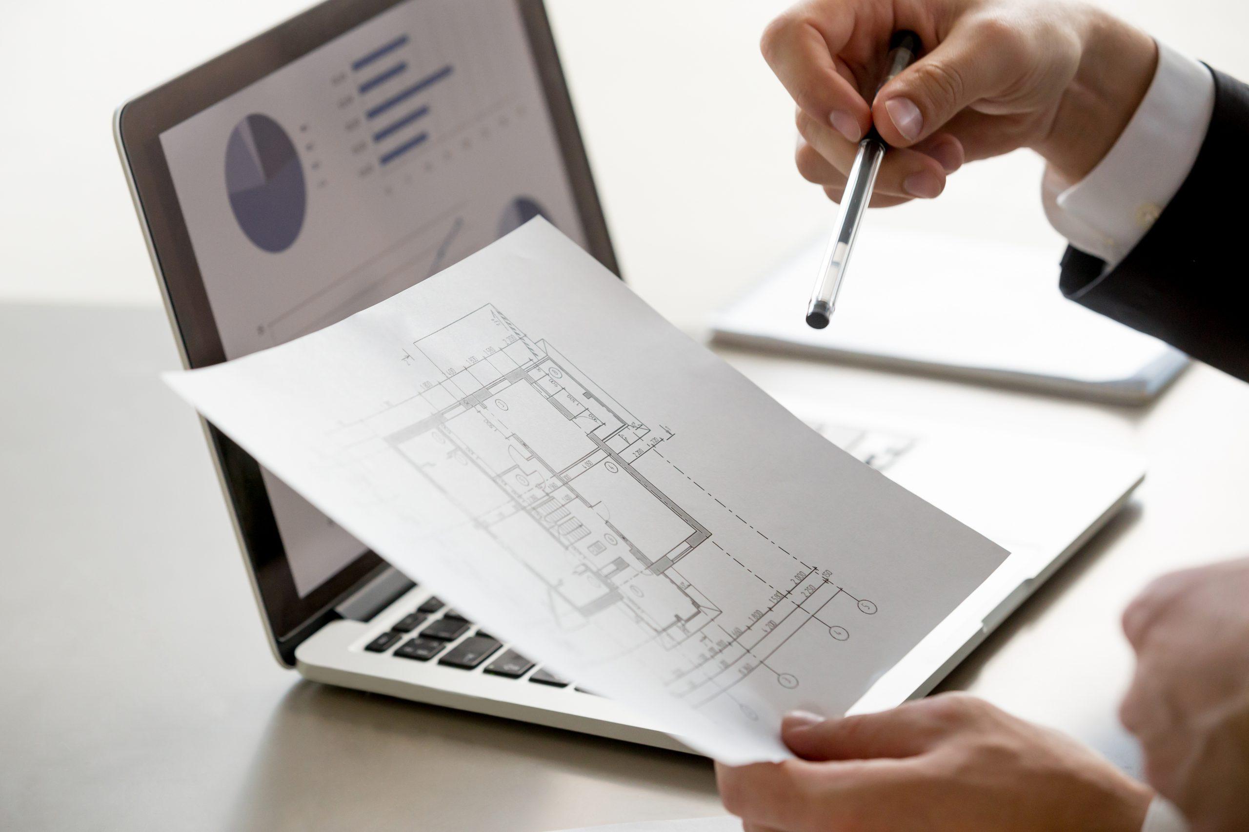 Rental apartment data visual