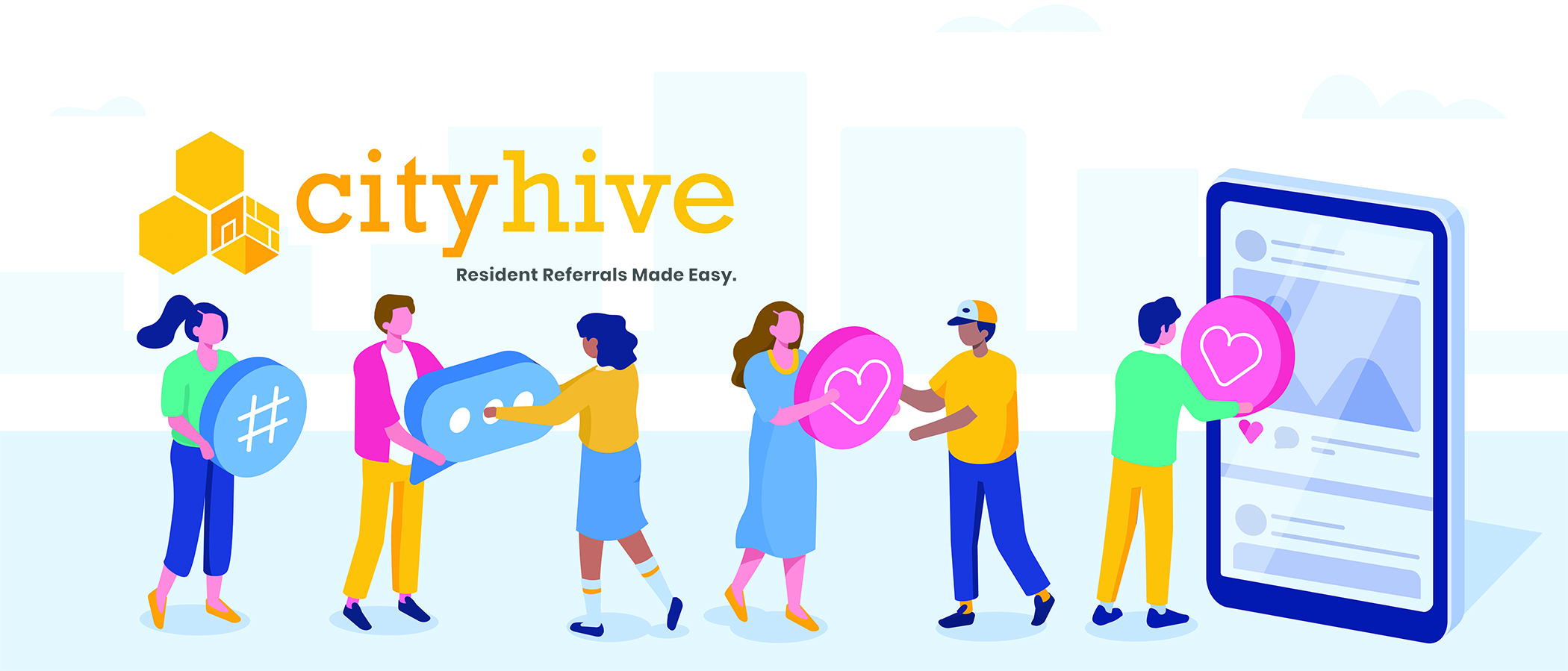 Cityhive Referral Marketing